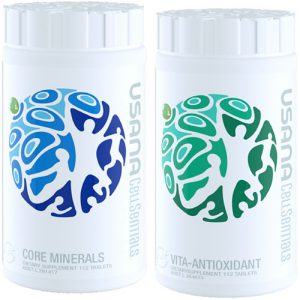 usana cellsentials pack