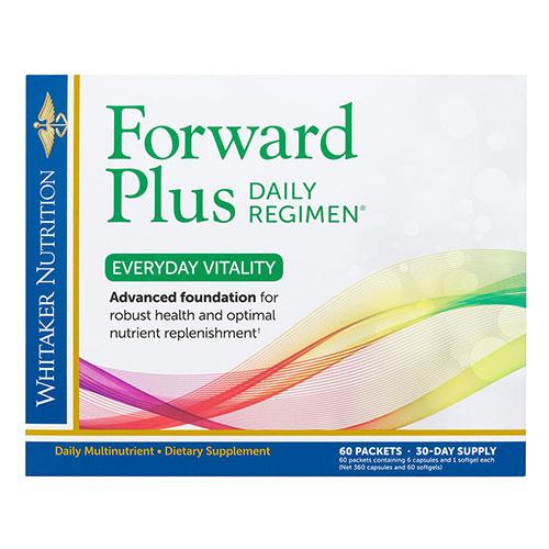 Dr Whitaker - Forward Daily Plus Regimen
