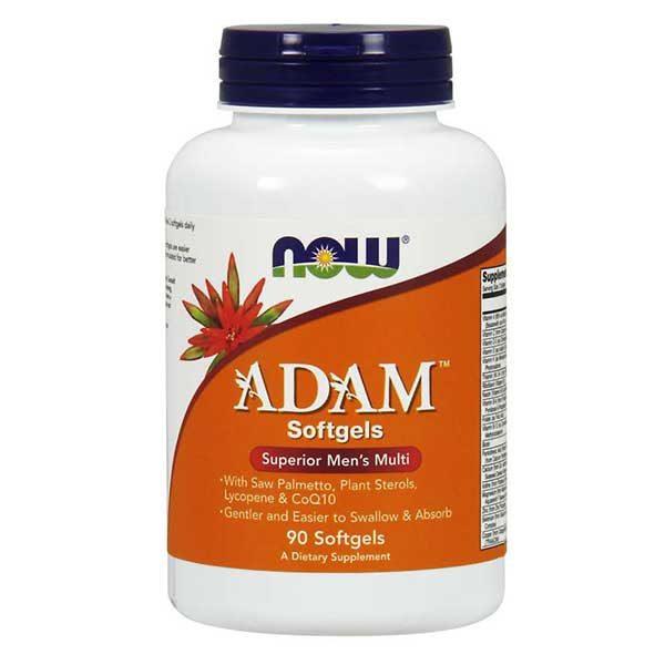 Now Foods Adam Softgels