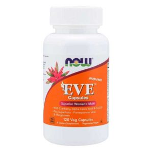 NOW Eve Superior Women's Multi Capsules